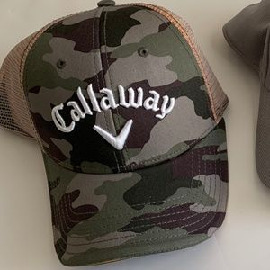 Callaway Camouflage Hat